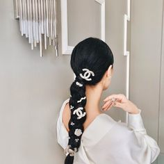 How to Get Creative with Your Hair like Heart Evangelista - Star Style PH Crochet Braids Hairstyles, Girl Hairstyles, Braided Hairstyles, Star Fashion, Fashion Beauty, Chanel Fashion, Heart Evangelista Style, Perfect Red Lips, Half Ponytail
