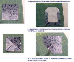 Bolso con cuadrados - 50-5