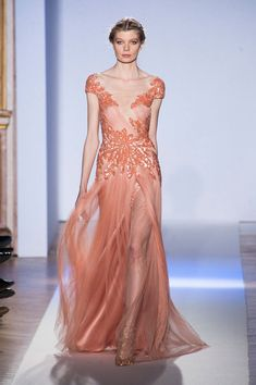 Zuhair Murad - Haute Couture - Spring 2013 - Spring 2013's Most Beautiful Haute Couture Gowns - StyleBistro