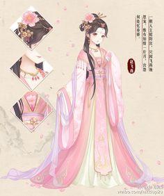 Nikki's Han Chinese Style
