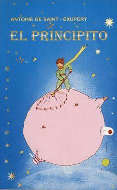 Spanish #193, Little Prince Collection, Le Petit Prince