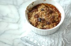 Butternut Squash Crumble....unexpectedly awesome