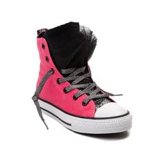 a6576ba19897 Shop for YouthTween Converse All Star Party Hi Sneaker in Pink Black at  Journeys Kidz. Shop today for the hottest brands in mens shoes and womens  shoes at ...