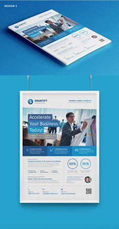 4-Design Corporate Business Flyers