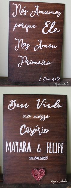 Diy do meu casório! #vemver 17