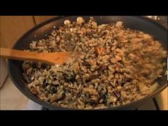 Rice Rice Recipe Brown Rice And Wild Rice Pilaf - YouTube #rice_recipe #brown_rice_recipe #easy_rice_recipes #rice_recipes #rice_dishes #brown_rice