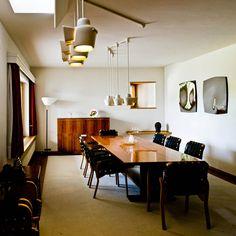 Modern Private House Designed by Alvar Aalto: Maison Louis Carré   DesignRulz.com