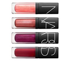 Gorgeous lippies in shades of ruby | NARS