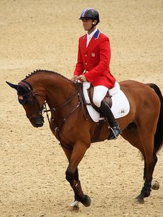 London 2012 Olympics Equestrian Event - Team USA  #Olympics # Equestrian