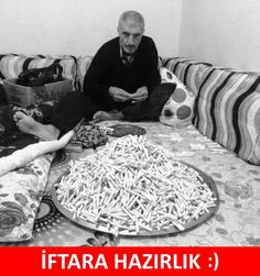 İFTARA HAZIRLIK :)  #mizah #matrak #komik #espri #şaka #gırgır #komiksözler #caps #ramadan #ramazan #oruç