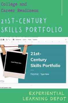 21st-century skills are as critical for high school graduates to have as content knowledge; I would argue even more essential at times. Check out college and career readiness resource for 21st-century skill building, with a printable and digital option. #collegeandcareer