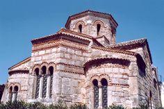 Greece - Corfu, church Saints Jason and Sosipater