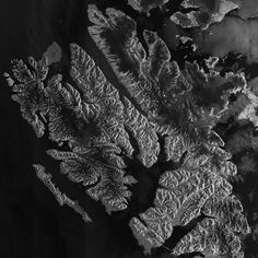 Spitsbergen, Norway's largest island, is pictured in this image, acquired on Sep. 6, 2011 by Envisat's Advanced Synthetic Aperture Radar (ASAR). Bordered by the Arctic Ocean to its north and the Greenland Sea to its west, Spitsbergen is the largest and only permanently populated island of the Svalbard archipelago.