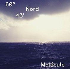 « 60° 43 Nord » de Molécule : au cœur de la tempête, la source.  Performance, chronique, écoute, et plongée dans un album rare