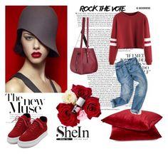 """SheIn"" by jasminka-m ❤ liked on Polyvore"
