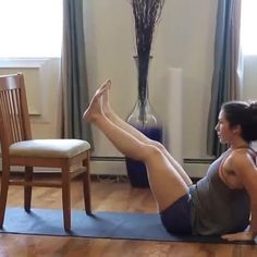 Fitness Workouts, Abs And Cardio Workout, Full Body Gym Workout, Gym Workout Videos, Abs Workout Routines, Gym Workout For Beginners, Fitness Workout For Women, Fitness Motivation, Gymnastics Workout