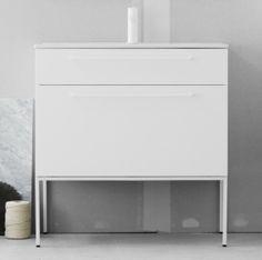 Swoon Side, Snow White. Outside. #swoonbathroom #design #home #interior #furniture #bathroom #heminredning #badrum #möbler #scandinaviandesign #badrumsinredning