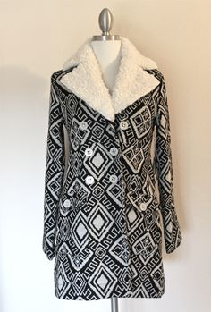 Billabong Bohemian Coat. Have it and love it. Funky and cozy
