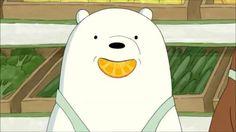 pinterest: @theweirdearthen Cartoon Icons, Cartoon Memes, Cute Cartoon, Cartoons, Ice Bear We Bare Bears, We Bear, We Bare Bears Wallpapers, Cute Wallpapers, Bear Wallpaper
