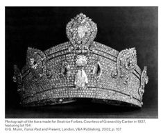 Royal Jewels of the World Message Board: Christie's Magnificent Jewels Auction Bridal Crown, Bridal Tiara, Bridal Jewelry, Royal Jewels, Crown Jewels, Ruby And Diamond Necklace, Prom Hair Accessories, Tiaras And Crowns, Royal Crowns