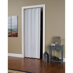 Homestyle Metro Beech with Frosted Squares Folding Door (32\