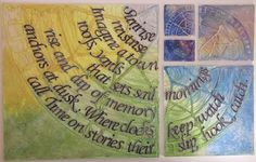 angie hughes creative embroidery inspired by poetry, text & the natural world
