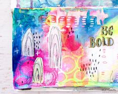 Torrie shows us how to use 5 simple art journaling supplies to make your journal pages pop! Plus, she's made fresh art journaling prompts to inspire you. Journal Prompts, Journal Pages, Journal Ideas, Journals, Diwali Party, Simple Art, Art Journaling, Paper Crafts, Make It Yourself