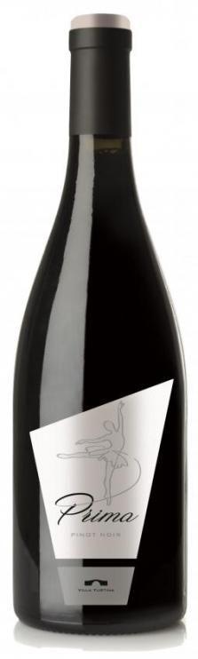 Prima Pinot Noir 2012, Villa Yustina | Bulgarian wine