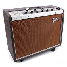 1965 Gibson GA 77 RVT Vanguard amp