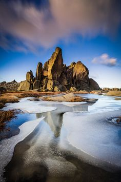 Aries' Pool. by Josh Robertson on 500px Kosciuszko National Park