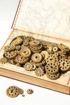 #Gear #Cookies #steampunk