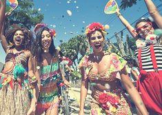 Fantasias de Carnaval da Farm pra 2014