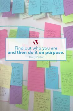 """Have you ever noticed the power of a post-it note? Click this image to read the Victory Letter """"Post It Forward"""""""