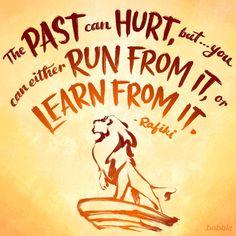 lion king disney quote