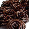 Recette de la pâte de chocolat (ou chocolat plastique) - Au pays de Candice