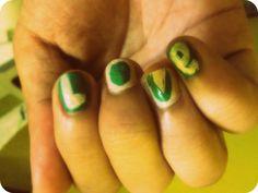 i <3 nail art