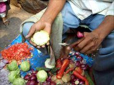 L'innovativo coltello indiano