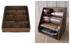 letter & display organizer from Pink Olive - $38.00