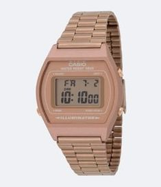 2739dcbe9d2 Relógio Feminino Casio Vintage B640WC-5ADF-BR Digital