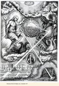 Athanasius Kircher, Ars Magna Lucia, 1671