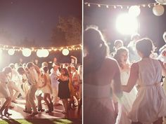This is exactly how I picture my dance floor <3
