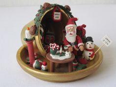 Polymer Santas Shop