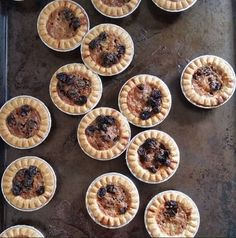 Easy Butter Tarts Re