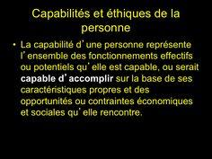 58. Economie, liberté et capabilités
