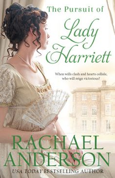Heidi Reads... The Pursuit of Lady Harriett by Rachael Anderson