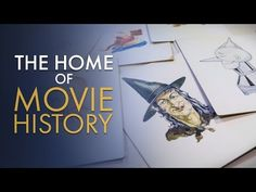 A Home For Movie History: The Academy's Margaret Herrick Library - YouTube