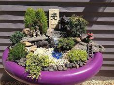 tranquility garden, gardening, repurposing upcycling