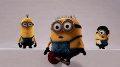 Gifs animados Minions para descargar gratis.