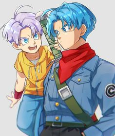 Dragon Ball Super Manga, Episode and Spoilers Vegeta And Trunks, Trunks And Mai, Dragon Ball Gt, Otaku, Akira, Manga Dragon, Fashion Art, Fan Art, Anime Costumes