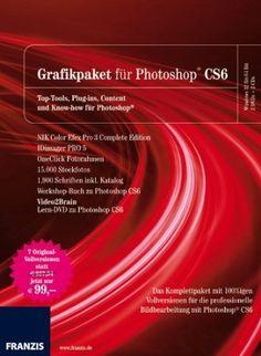 Grafikpaket Photoshop CS 6